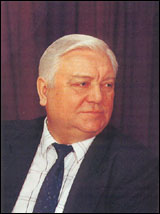 Professor Anatoly Kvasov, National Artist of Russia
